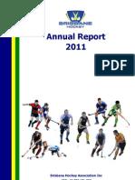 BHA Inc Annual Report - 2011