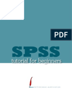 SPSS Tutorial for Beginners
