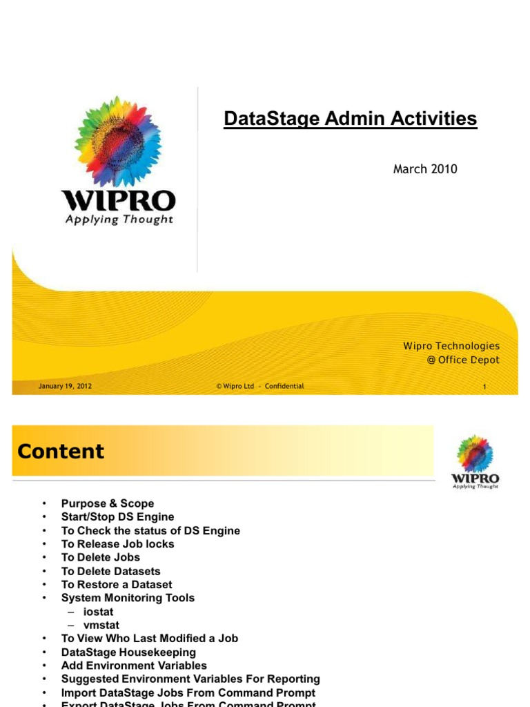 Data stage admin guide command line interface oracle database baditri Images