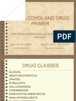 Alcohol and Other Drug Primer