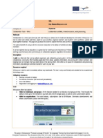 aPLaNet ICT Tools Factsheets_11_Wikispaces