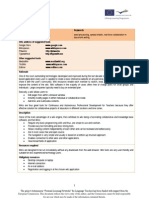 aPLaNet ICT Tools Factsheets_Category4_Collaboration Tools - Wikis