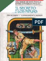 43-El Secreto de Los Ninja