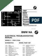 1997 BMW 318ti Electrical Troubleshooting Manual