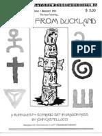RuneQuest - RQ Adventures Fanzine - 01