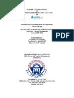 69315100 Summer Training Report on Yatra Com