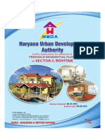 Applications Are Invited for Allotment of Freehold Residential Plots in Sector 5, Rohtak