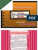 Presentation Germe