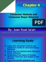 Chap 04 _Consumer Market and Consumer Buyer Behavior