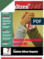 146 iraultzen (aldizkari sindikala, revista sindical, journal syndical)