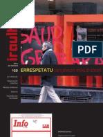 159 iraultzen (aldizkari sindikala, revista sindical, journal syndical)