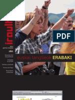 160 iraultzen (aldizkari sindikala, revista sindical, journal syndical)