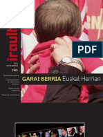 162 iraultzen (aldizkari sindikala, revista sindical, journal syndical)