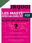 Mastères Spécialisés et M.Sc. Entertainment et Média Management