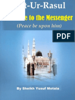 Obedience to the Messenger Itaatur Rasul by Shaykh Yusuf Motala