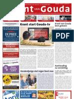 De Krant Van Gouda, 19 Januari 2012