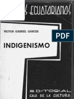 Garces Indigenismo