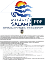 Salamis - Birthplace of Freedom and Democracy