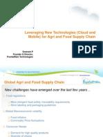 Sreeram_FrontalRain Technologies - CII Food Pro 2011 Chennai