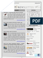 India Transport Portal Newsletter - January, 2012