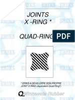 ERIKS - Documentation Technique - Joints Quad-ring