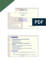 Economia II - Mod I 2010