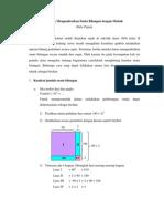 Berbagai Teknik Menguadratkan Suatu Bilangan