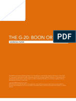 IBON Working Paper_G20 - Boon or Bane_2011