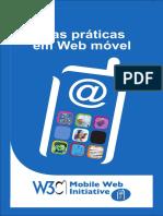 Boas práticas em web móvel