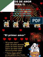 Versos de Amor[1]