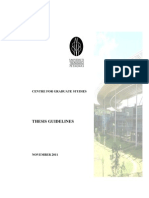 UTP Thesis Style Guide v6.1 (1)