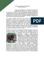 EL TOTALITARISMO ELECTRONICO- POSTULADOS ROBOTICOS II
