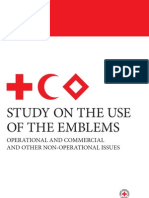 Study on the use of the emblems