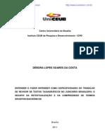 REVISOR DE TEXTOS TAQUIGRÁFICOS NO JUDICIÁRIO BRASILEIRO