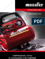 Catalogue 2012 MECAFER
