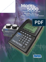 Model 5000 and 5010-Brochure