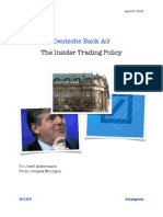 20090420 Deutsche Bank, Insider Trading Watermark)