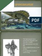 Juan Spinosaurus