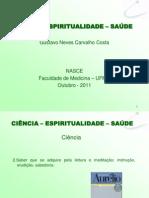 Ciência, Espiritualidade e Saúde