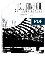 Reinforced Concrete Mechanics & Design (James or