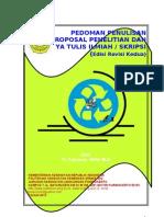 Pedoman KTI & Skripsi 2012 Arial 11 Cover