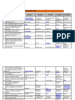 a Excel Sheet