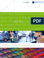 Silicon Saxony Brochure