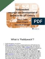 Paddywacked