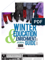 2012 Winter Education Guide
