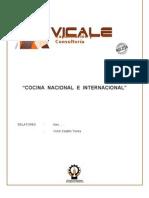 Manual de Cocina Nac. e Intern.