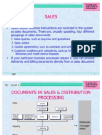 Sales Documents PPT