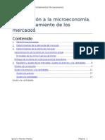 Fundamentos  Microeconomía