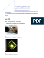 Oled Study Material
