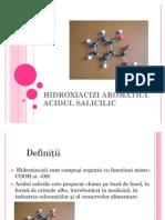 Hidroxiacizi Aromatici Grupa V